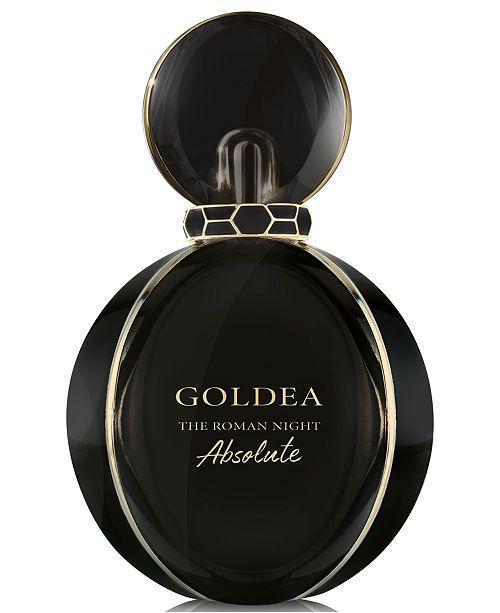 cff276a782b0 Bvlgari Bulgari Goldea The Roman Night Absolute Perfume Review ...