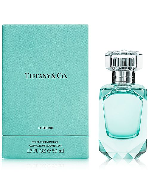 dc60e0289c6 Tiffany & Co. has reinvented and improved their signature scent.  Introducing Tiffany & Co. Intense Eau de Parfum.
